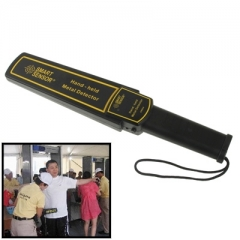 Hand-held Security Metal Detector, Detection Distance: 60mm (AR954)