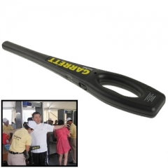 Hand-held Security Metal Detector, Detection Distance: 60mm