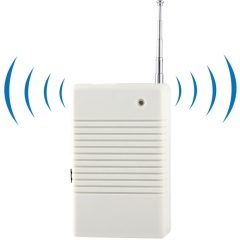 433MHz Signal Repeater Booster Extender to Wireless Range 200-500m for Home Security Alarm