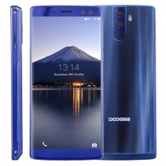 [HK Stock] DOOGEE BL12000 Pro, 6GB+128GB, Dual Back Cameras + Dual Front Cameras, Fingerprint Identification, 12000mAh Battery, 6.0 inch Android 7.0 MTK6763T (Helio P23) Octa Core up to 2.5GHz, Networ