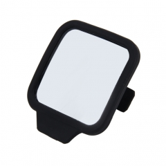 3R-2129 Car Truck Interior Adjustable Wide Angle Rear View Blind Spot Mirror, Size: 7*6.5*1cm