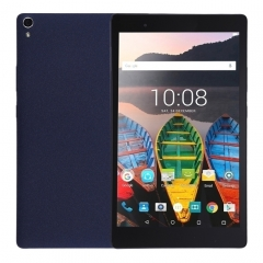 Lenovo Tab 3 8 Plus TB-8703R, 8.0 inch, 3GB+16GB, Phone Call Function, Android 6.0 Qualcomm Snapdragon 625 Octa Core up to 2.0GHz, Network: 4G, WiFi, GPS, Bluetooth (Dark Blue)