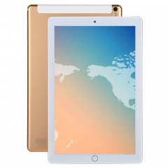 3G Phone Call Tablet PC, 10.1 inch, 1GB+16GB, Android 5.1 MTK6580 Quad Core 1.3GHz, Dual SIM, Support GPS, OTG, WiFi, Bluetooth(Gold)