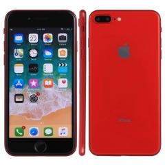 For iPhone 8 Plus Color Screen Non-Working Fake Dummy Display Model(Red)