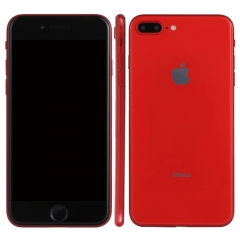 For iPhone 8 Plus Dark Screen Non-Working Fake Dummy Display Model(Red)