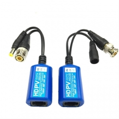 2 PCS Anpwoo 215PV  2 in 1 Power + Video Balun HD-CVI/AHD/CVI Passive Twisted Transceiver