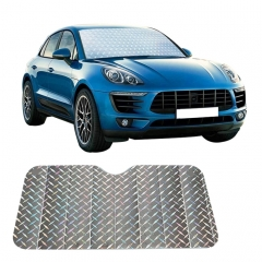 SUV Sun Shade Car Windshield Visor Cover Block Front Window Sunshade UV Protect, Size: 140*75cm