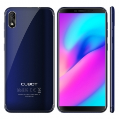 [HK Stock] CUBOT J3, 1GB+16GB, Face ID Identification,  5.0 inch Android GO MTK6580 Quad Core up to 1.3GHz, Network: 3G, Dual SIM (Blue)