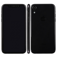 Dark Screen Non-Working Fake Dummy Display Model for iPhone 9 (Black)