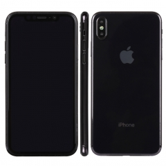 Dark Screen Non-Working Fake Dummy Display Model for iPhone XS Plus(Black)