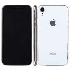 Dark Screen Non-Working Fake Dummy Display Model for iPhone 9 (White)