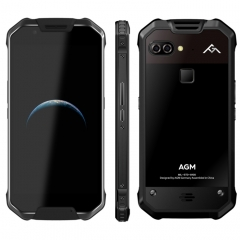 AGM X2 SE Triple Proofing Phone, 6GB+64GB, Fingerprint Identification, Dual 12.0MP Back Cameras, 6000mAh Battery, IP68 Waterproof Dustproof Shockproof, 5.5 inch Android 7.1 Qualcomm Snapdragon 653 MSM