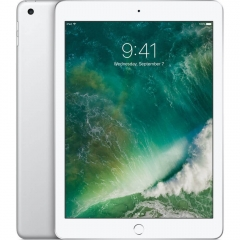 Apple iPad 2018 6th Generation (WiFi Version, 128GB, Silver)