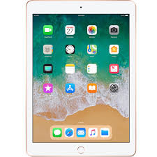 Apple iPad 2018 6th Generation (LTE Version, 32GB, Gold)
