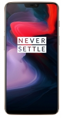OnePlus 6 A6003 (128GB/8GB, Silk White, )