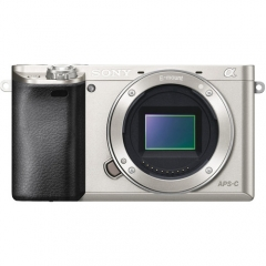 Sony A6000 Silver (Body Only)