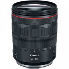Canon RF 24-105mm f/4L IS USM Lens (Bulk Pack)