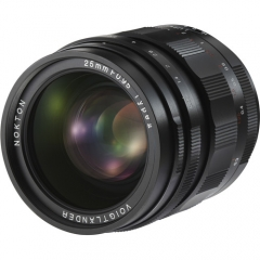 Voigtlander NOKTON 25mm f/0.95 MFT for Micro Four Thirds
