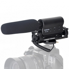 TAKSTAR SGC-598 Professional Photography Interview Dedicated Microphone for DSLR & DV Camcorder