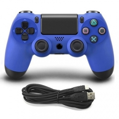 Wired Game Controller for Sony PS4(Blue)