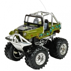Remote Control Mini Off-road Vehicle, Random Color Delivery