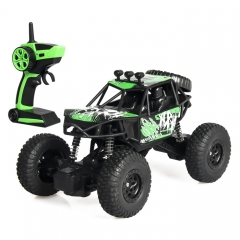 Remote Control Model Off-Road Vehicle Toy (Green)