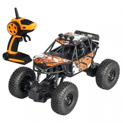 Remote Control Model Off-Road Vehicle Toy (Orange)