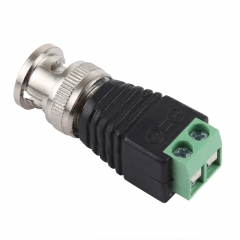 DC Power to BNC Male Adapter Connector