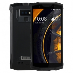 [HK Stock] DOOGEE S80 Lite Rugged Phone, 4GB+64GB, Walkie Talkie Function, IP68/IP69K Waterproof Dustproof Shockproof, MIL-STD-810G, 10080mAh Battery, Dual Back Cameras, Fingerprint Identification, 5.