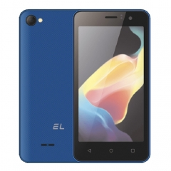 [HK Stock] E&L W45, 512MB+4GB, 4.5 inch Android 6.0 MTK6580M Quad Core up to 1.3GHz, Network: 3G, Dual SIM(Blue)