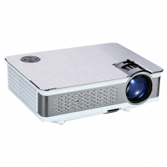 AUN AKEY5 3800 Lumens 1920 x 1080P Full HD Home Entertainment Video Projector(White)