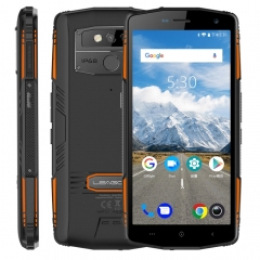 [HK Stock] LEAGOO XRover Rugged Phone, 6GB+128GB, IP68 Waterproof Dustproof Shockproof, 5000mAh Battery, Dual Back Cameras, Face ID & Fingerprint Identification, 5.72 inch Android 8.1 MTK6763 Octa Cor