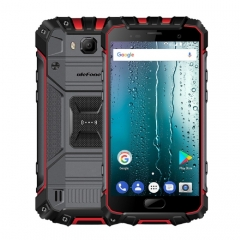 [HK Stock] Ulefone Armor 2 Rugged Phone, 6GB+64GB, IP68 Waterproof Dustproof Shockproof, Fingerprint Identification, 5.0 inch Android 7.0 MTK Helio P25 Octa Core 64-bit up to 2.6GHz, Network: 4G, NFC,