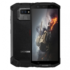[HK Stock] DOOGEE S70 Rugged Phone, 6GB+64GB, IP68/IP69K Waterproof Dustproof Shockproof, MIL-STD-810G, 5500mAh Battery, Dual Back Cameras, Fingerprint Identification, 5.99 inch Android 8.1 MTK Helio