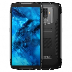 [HK Stock] Blackview BV6800 Pro Rugged Phone, 4GB+64GB, IP68 Waterproof Dustproof Shockproof, 6580mAh Battery, Face ID & Fingerprint Identification, 5.7 inch Android 8.0 MTK6750T Octa Core up to 1.5GH