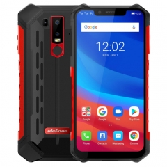 [HK Stock] Ulefone Armor 6 Rugged Phone, Dual 4G & VoLTE, 6GB+128GB, EU Version, IP68/IP69K Waterproof Dustproof Shockproof, Face ID & Fingerprint Identification, 5000mAh Battery, 6.2 inch Android 8.1