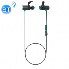 PLEXTONE BX343 Bluetooth Headphone Neckband Sport IPX5 Waterproof Wireless Magnetic Earbuds with Mic(Blue)