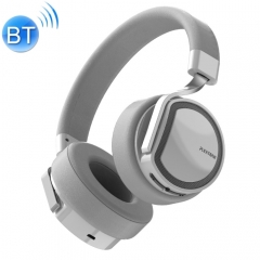 PLEXTONE BT270 Bluetooth Headphones with 8GB MP3 Player Headset Over-ear Wireless Handsfree Earphone(White)