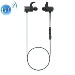 PLEXTONE BX343 Bluetooth Headphone Neckband Sport IPX5 Waterproof Wireless Magnetic Earbuds with Mic(Grey)