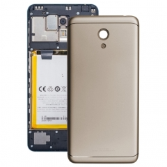 Battery Back Cover for Meizu M6 / Meilan 6(Gold)