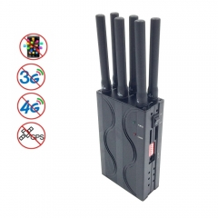 GSM / CDMA / DCS / PCS / 3G / 4G / GPS Mobile Phone Signal / Isolator, Coverage: 20meters (JAX-121A-6B)