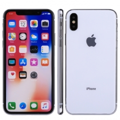 For iPhone X Color Screen Non-Working Fake Dummy Display Model(White)