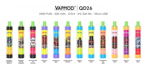 disposable vaporizer QD26