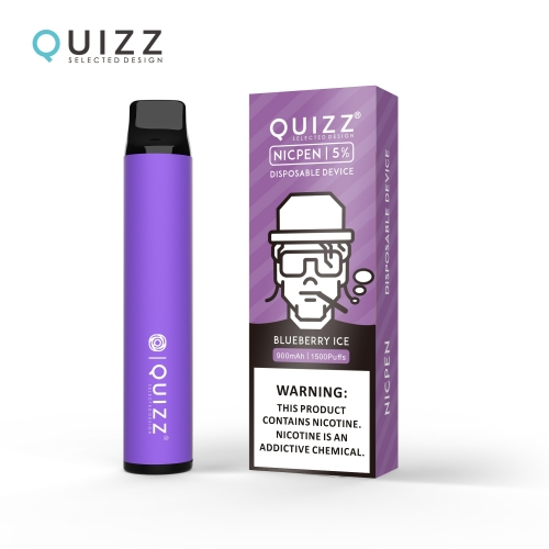 Disposable vaporizer QD03