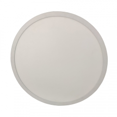 48inch 3000-6000K Color Turnable Ultra-slim Dimmable Edge-lit Big Round Panel