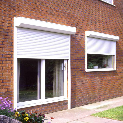 wind proof hurricane protection window shutter