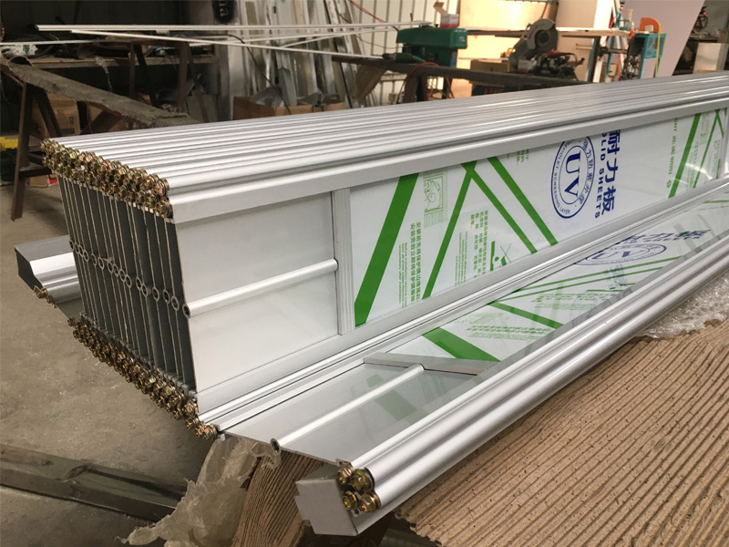 assembly for sliding side folding shutter doors
