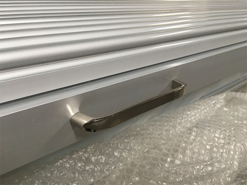 sliding side folding shutter doors 2