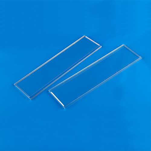 China Polycarbonate Rolling Shutters links | Transparent roller Shutter slats
