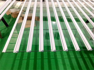 Polycarbonate Rolling Shutters Manufacturers | suppliers | factory in Guangzhou, China